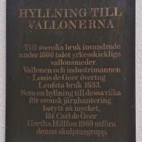 Om Hertha Hillfons verk. - Foto: Gunnar Larsson